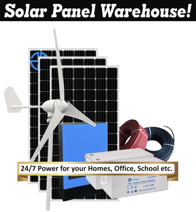 Hypercom Solar
